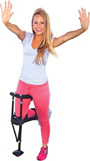 iWALK2.0 Hands Free Knee Crutch – Alternative for Crutches and Knee Scooters..