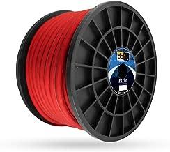 DB Link STPW4R100Z 4-Gauge 100-Feet Roll Soft Touch Power Wire (Red)