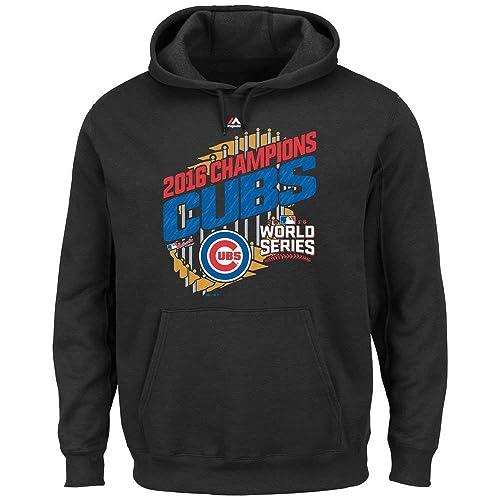 the latest 87da0 313ea Chicago Cubs Hoodies: Amazon.com