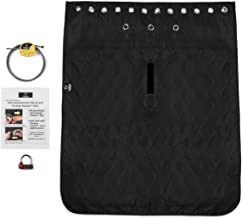 ON SALE!!! PACKAGE PANTHER - The GOLD STANDARD in Package Protection. Stainless Steel Mesh (FULLY-LINED) JUMBO Waterproof SLASHPROOF Bag. Combo Cable-Lock. Delivery Instruction Placard incl.