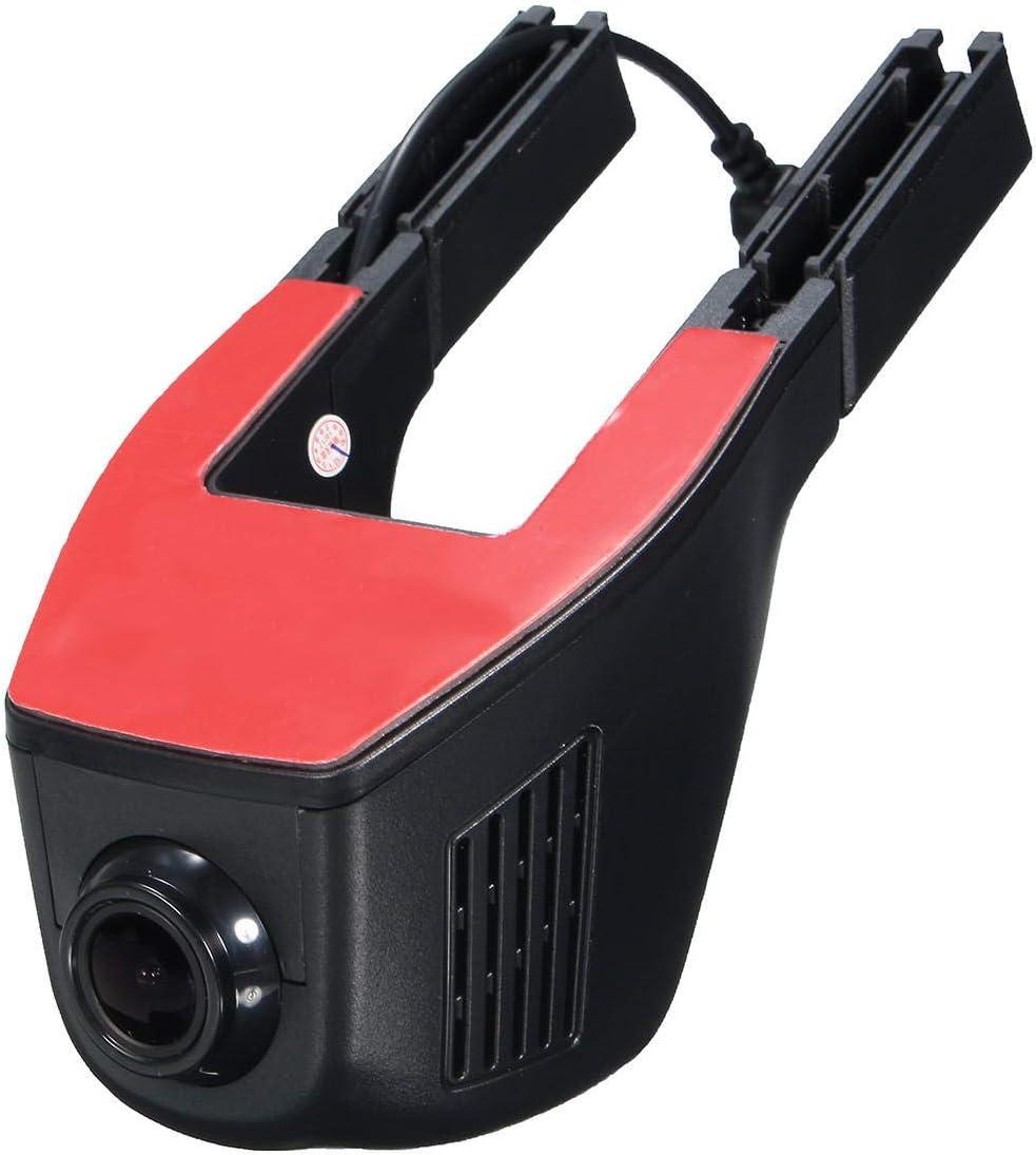 HeavenSense 170° 1080P Financial sales sale WiFi Hidden Recorder Camera Max 74% OFF DVR Car Dash