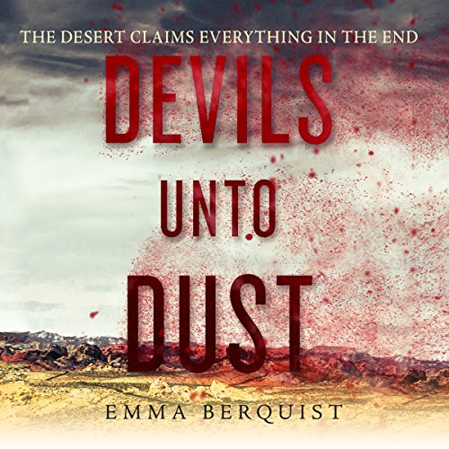 Devils Unto Dust audiobook cover art