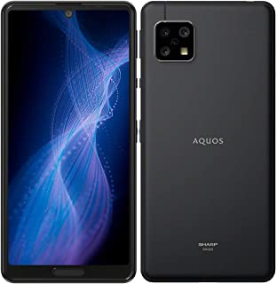 SIMフリー au AQUOS sense5G SHG03 [ブラック] スマートフォン本体