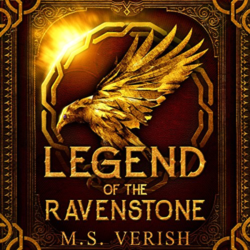Legend of the Ravenstone audiobook cover art