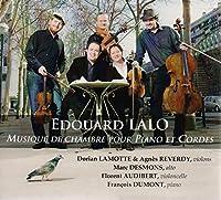 Lalo: Chamber Music [Dorian Lamotte, Agnes Reverdy, Marc Desmons] [Continuo Classics: CC777.706] by Dorian Lamotte
