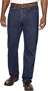 Kirkland Signature Men's 5-Pocket Blue Jean Relaxed Fit