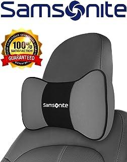 Samsonite Travel Neck Pillow for Car Car Neck Pillow Car Neck Pillow \ Gray