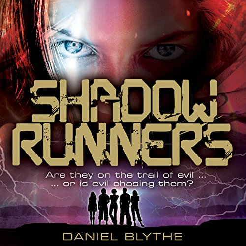 Shadow Runners audiobook cover art