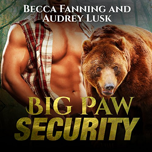 Big Paw Security audiobook cover art