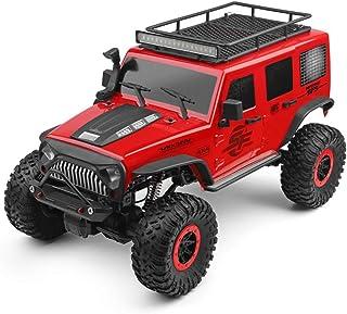 Jsmhh Climbing Car Toy WL-toys 104311 1/10 2.4G 4x4 CrawlerCar Waterproof High Speed Off Road Vehicle Desert Mountain Rock...