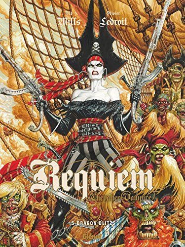 Requiem - Tome 05: Dragon Blitz