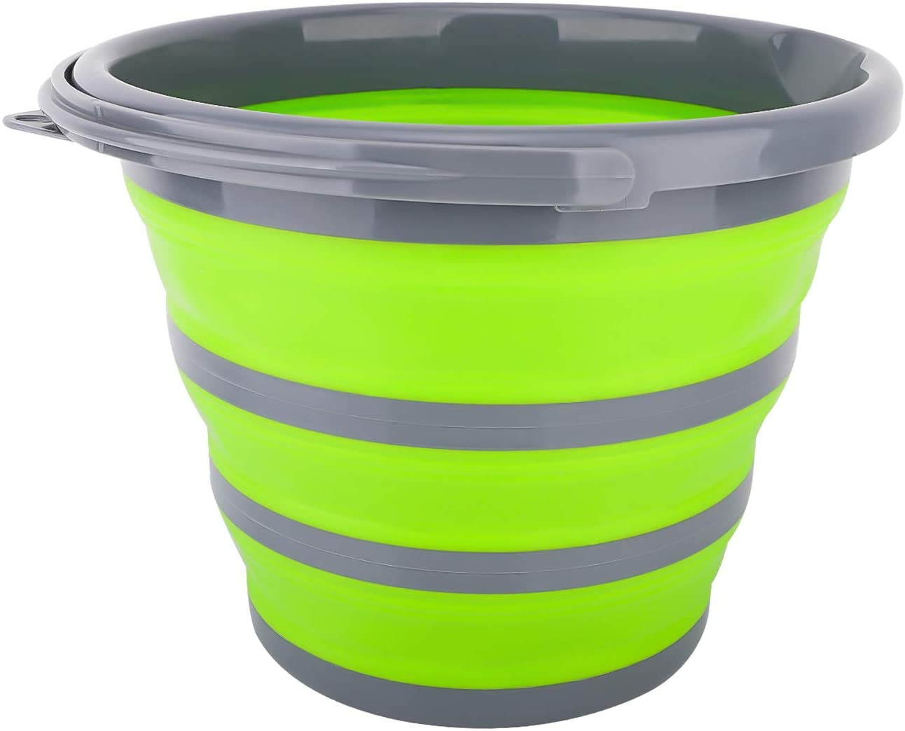 Folding Bucket v1 Groundbait Bowl Bait Bowl LARGE CARRYALL 30cm x 15cm NGT