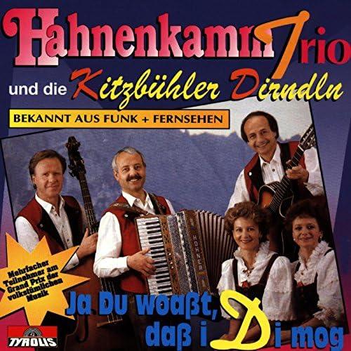 Hahnenkamm Trio und die Kitzbühler Dirndln
