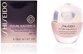 Shiseido Future Solution LX Total Radiance Foundation SPF 15-2 Neutral, 30 ml