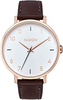 Arrow Casual Women's Watch (38mm. Leather Band)