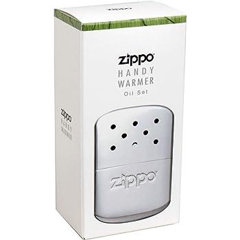 Zippo 【ジッポー】 ハンディウォーマー オイル充填式カイロ ZHW-15