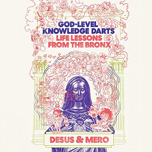 God-Level Knowledge Darts book cover