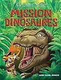Le Voyage dans le temps - tome 10: Mission dinosaures (Geronimo Stilton)