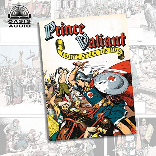Prince Valiant Fights Attila the Hun cover art