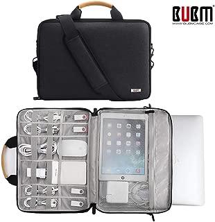 BUBM Laptop Shoulder Bag 13-14 Inch Compatible for 13.3