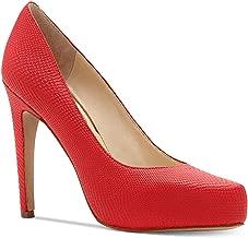 Jessica Simpson Womens parisah Pointed Toe Classic Pumps, Passion, Size 6.0