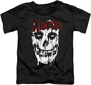 Trevco Misfits Splatter Unisex Toddler T Shirt for Boys and Girls
