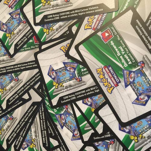 50x Sun And Moon Burning Shadows Pokemon TCGO PTCGO TCG Online Codes Cards - Fast Delivery Over Email/Message