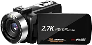 xiaoxioaguo 30 Million Digital Video Camera HD DV Travel Selfie Photo Video Camera Film All-in-one Machine 热靴座+麦克风