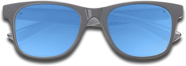 KZ Gear - FLOATING SUNGLASSES - Small Frame - Classic Modern Shaped - Polarized UV400 Lenses