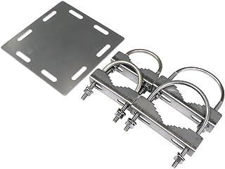 NATEC(ナテック) アンテナ取付金具クロスマウント φ16~45/φ27~65 オールステンレス製 X45/65