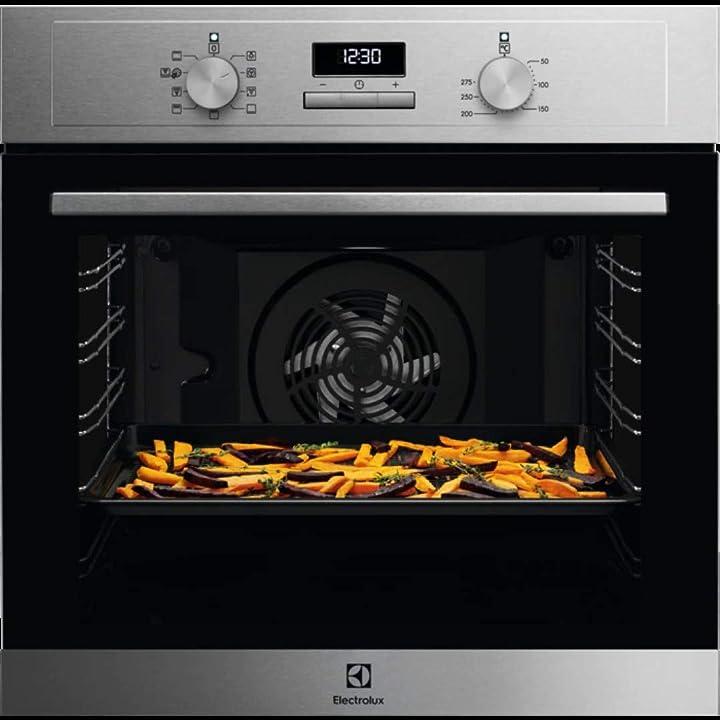Forno multifunzione airfry, multiotto, funzione pizza, capienza 72 l electrolux eom3h00x 949496286