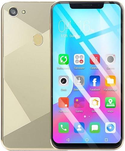6.1 Pouces Ultra Android 6.0 Quad-Core 1 Go + 8 Go + Ultra 16 Go Dual SIM Smart Phone Mobile QHJ