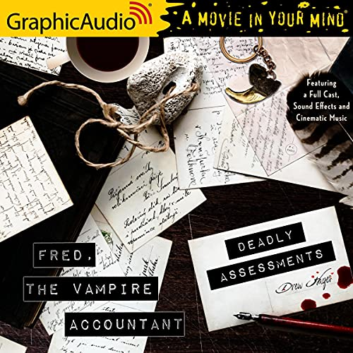 Deadly Assessments [Dramatized Adaptation] cover art