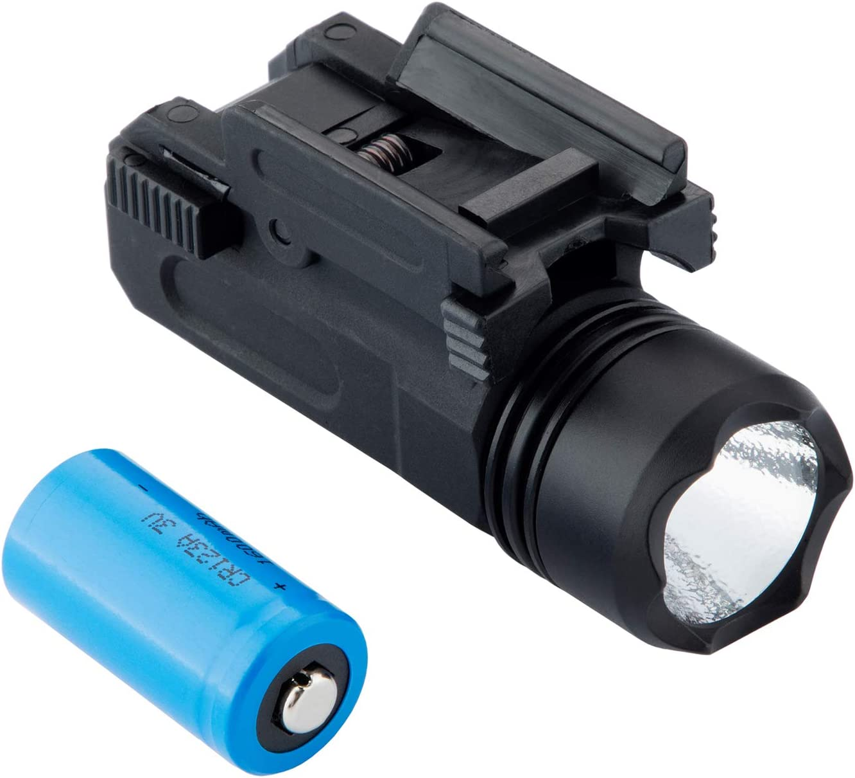 Picatinny Flashlight Tucson Mall 200 Mail order cheap Weapon Lig LumensTacticalFlashlights