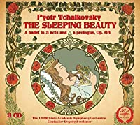 Tchaikovsky. The Sleeping Beauty by The USSR State Academic Symphony Orchestra