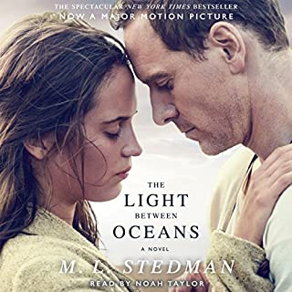 The Light Between Oceans     A Novel              By:                                                                                                                                 M. L. Stedman                               Narrated by:                                                                                                                                 Noah Taylor                      Length: 10 hrs and 22 mins     7,673 ratings     Overall 4.2