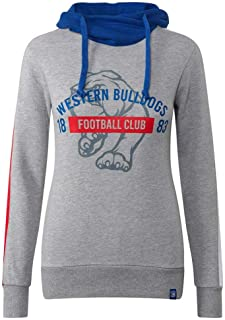 AFL Western Bulldogs Womens Lifestyle Hood