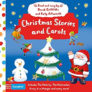 Christmas Stories and Carols cover art