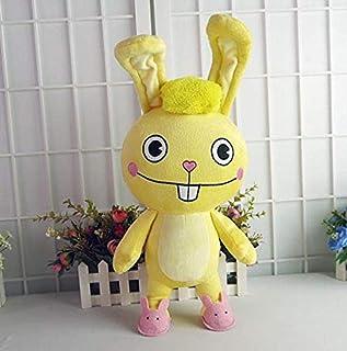 stogiit 40Cm Happy Tree Friends Peluches Muñecas Anime HTF Cuddles Cute Peluches Peluches para Niños Colección de Regalos