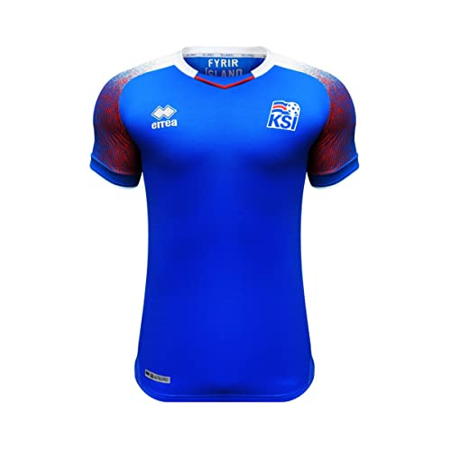 514c58805 Errea Iceland World Cup 2018 Official Home Jersey