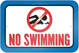 No Swimming 9