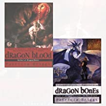 Hurog Duology Series Patricia Briggs 2 Books Collection Set (Dragon Blood,Dragon Bones)