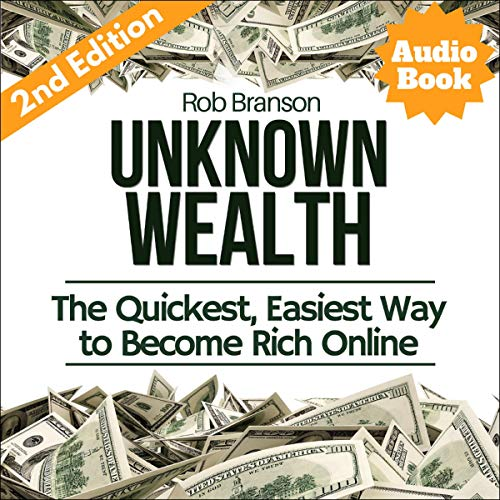 Unknown Wealth audiobook cover art