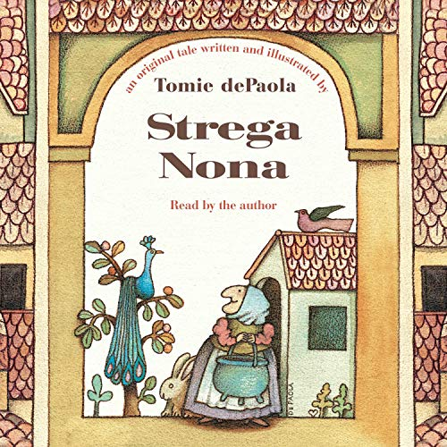 『Strega Nona』のカバーアート