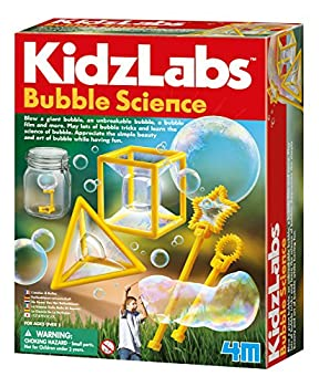 Bubble Science kit by 4M