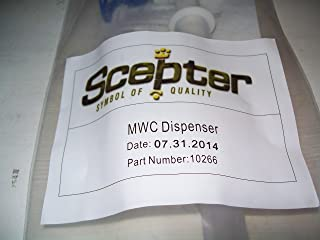 scepter water can spout