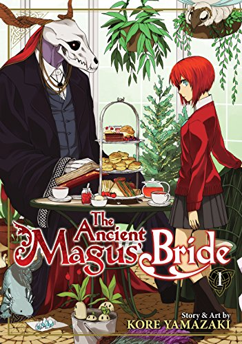 The Ancient Magus' Bride Vol. 1 (English Edition)