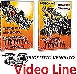 LO CHIAMAVANO TRINITA' + CONTINUAVANO A CHIAMARLO TRINITA' (2 film)