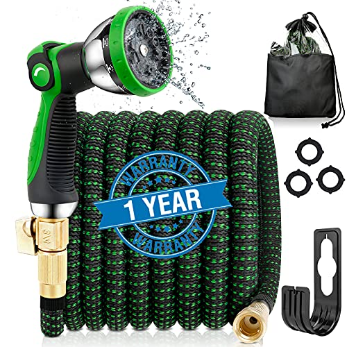 Expandable Garden Hose 50ft Water Hose Only $15.94 (Retail $36.99)