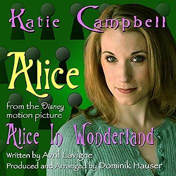 """Alice -  from the Film """"Alice In Wonderland"""" (Avril Lavigne)"""